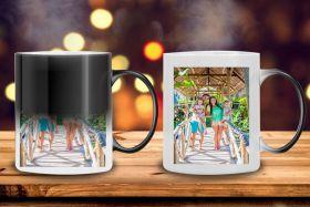 Personalised Magic Photo Mug