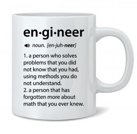 Engineer (Prob_023) Mug