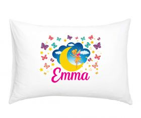 Personalised Fairy Pillowcase - Fairy#A01