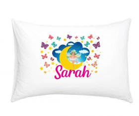 Personalised Fairy Pillowcase - Fairy#D04