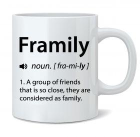 Framily Mug