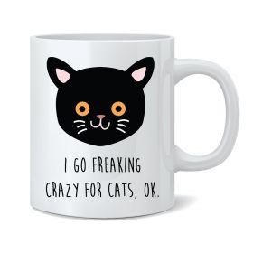 I Go Freaking Crazy Mug