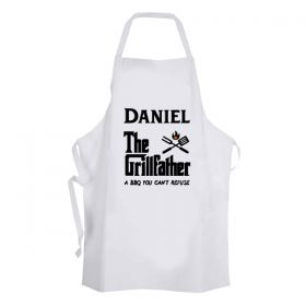 The Grill Father - Personalised Apron