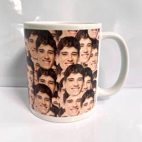Personalised Face Mug