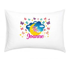 Personalised Fairy Pillowcase - Fairy#G07