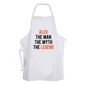 The Legend - Personalised Apron