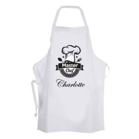 Master Chef - Personalised Apron