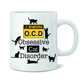 O.C.D Mug