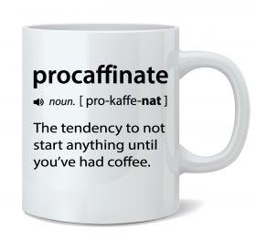 Procaffinate Mug