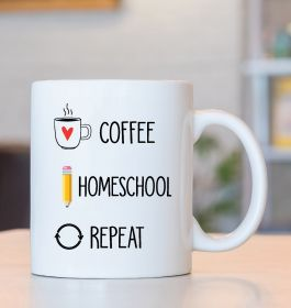 Coffee, Homeschool, Repeat