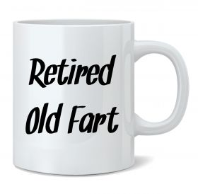 Retired Old Fart Mug