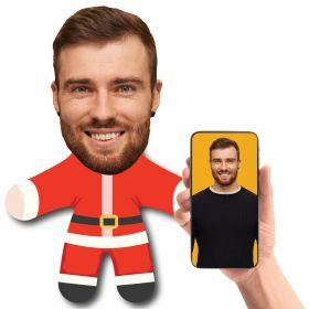 Personalised Mini Me - Christmas Santa