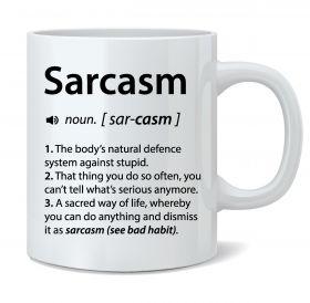 Sarcasm (Long_088_v2) Mug