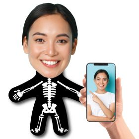 Personalised Mini Me - Skeleton Outfit