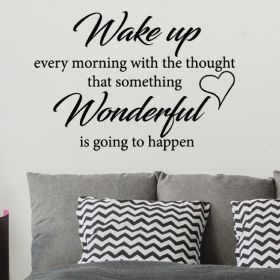 Wake Up Wonderful